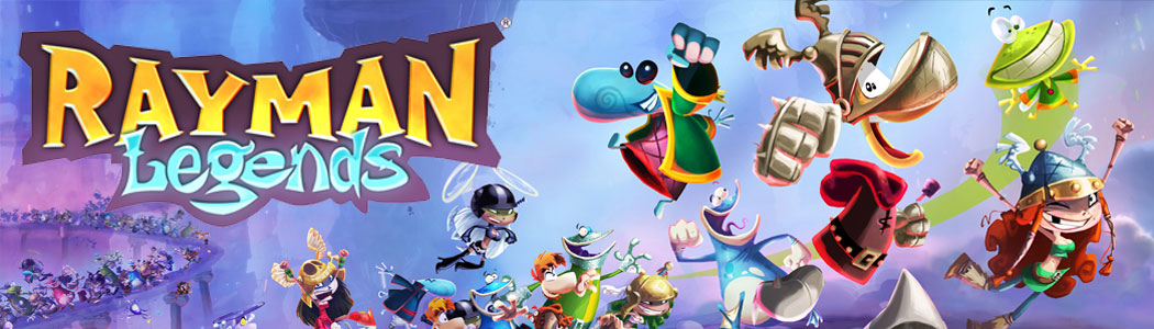 Rayman Legends tvgames news