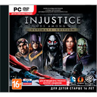 pc cd injustice