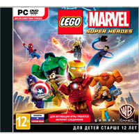pc cd lego marvel