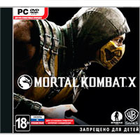 pc cd mortal kombat x