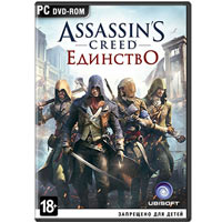 pc dvd assassin creed unity