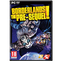 pc dvd borderlands