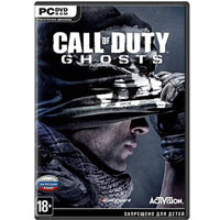 pc dvd call of duty ghosts