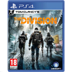 ps4 game tom clancy division
