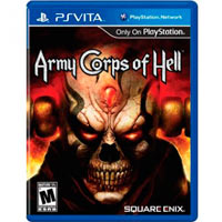 ps vita army corps hell
