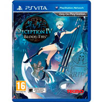 ps vita deception iv blood ties